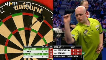 Rtl 7 Darts: Premier League - Wie Is Sterker: Barney Of Mighty Mike