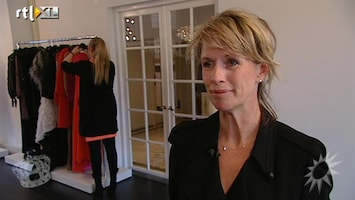 RTL Boulevard Anky haalt outfits op bij Monique Collignon