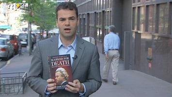 RTL Nieuws Nieuw boek Wilders in VS