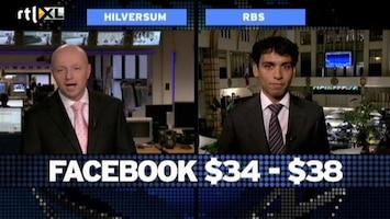 Editie NL Facebook-aandelen een ware hype