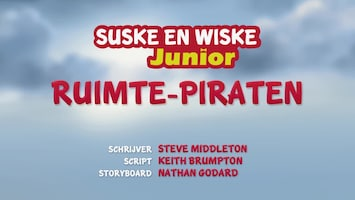 Suske En Wiske Junior - Ruimtepiraten