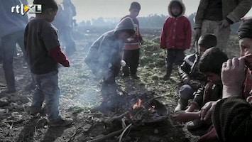 RTL Nieuws 'Oorlogsvluchteling wordt in de steek gelaten'