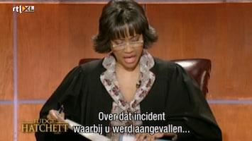 Judge Hatchett - Afl. 112