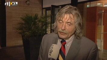 RTL Nieuws Johan Derksen uitgebreid over Harry Muskee