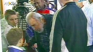 RTL Nieuws Fidel Castro: Wij zijn een revolutionair volk