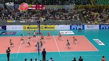 Volleybal! World Grand Prix Volleybal (rtl7) /3