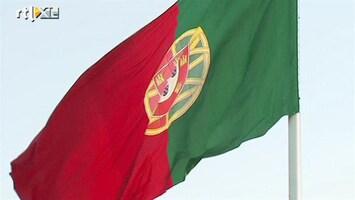 RTL Z Nieuws Portugal klopt aan voor noodhulp, maar is het genoeg?