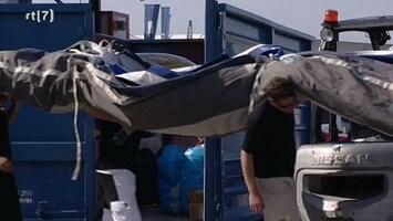 Volvo Ocean Race: Stoere Mannen, Hoge Golven
