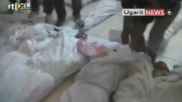 RTL Nieuws VN veroordelen Syrisch bloedbad