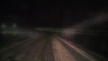Ice Road Truckers Turn & burn