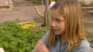 Green-kids Schapenkaas maken