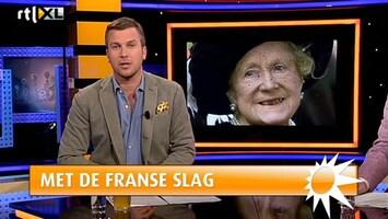 RTL Boulevard Queen mum dochter van Franse kokkin?