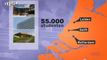 RTL Nieuws Kamermeerderheid tegen mega-universiteit