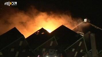 RTL Nieuws Theater Helmond verwoest door brand
