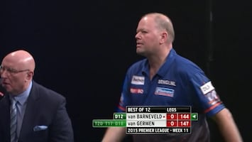 RTL 7 Darts: Premier League Afl. 11