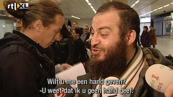 RTL Nieuws Al-Haddad aangekomen in Nederland