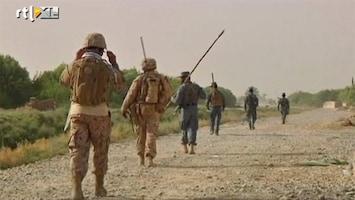 RTL Nieuws NAVO-missie Afghanistan op laag pitje