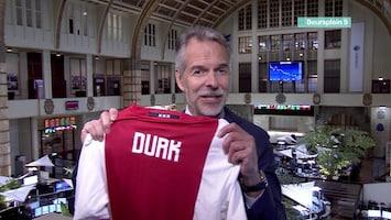 Verslaat Ajax na Real Madrid ook de AEX?