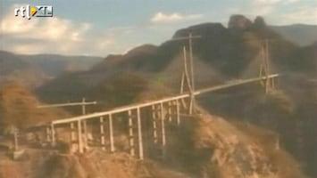 RTL Nieuws Hoogste brug ter wereld: Baluarte-brug