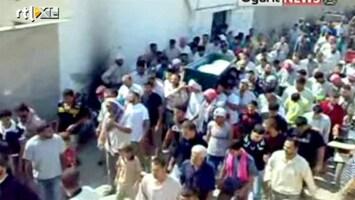 RTL Nieuws Druk op Syrië neemt toe