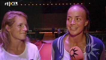 RTL Boulevard Hockeyvrouwen zijn naar Londen vertrokken
