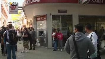 RTL Nieuws Nog geen aangekondigde opening banken Cyprus