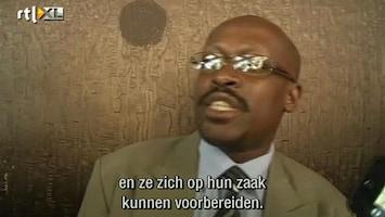 RTL Nieuws Bladerunner huilt voor rechter