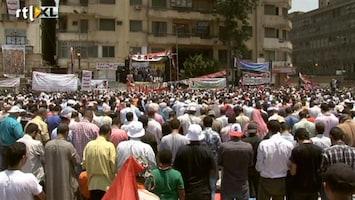 RTL Nieuws Egypte begint aan tweede revolutie