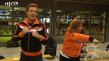 RTL Boulevard Patty Brard gaat boksen
