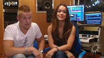 RTL Boulevard Cherso's Matsoe Matsoe en Kaboutertje duiken de studio in