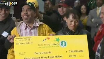 RTL Nieuws Immigrant wint 262 miljoen in lotto