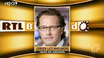 RTL Boulevard Jeroen Latijnhouwers voor de tweede keer vader