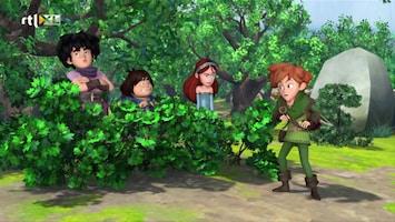 Robin Hood Stenen hagel