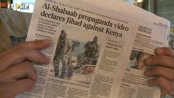 RTL Nieuws Kenia vreest terreuraanslag