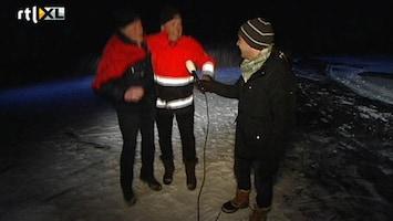 RTL Nieuws Stampen op het ijs van teleurstelling