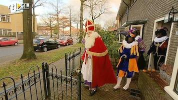 RTL Nieuws Sinterklaas bij velen vanavond al op bezoek