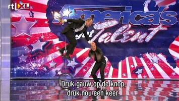 Het Beste Van Got Talent Worldwide Frank laat de jury schreeuwen en sprakeloos zijn!