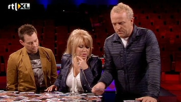 Holland's Got Talent De jury overlegt (deel 1)
