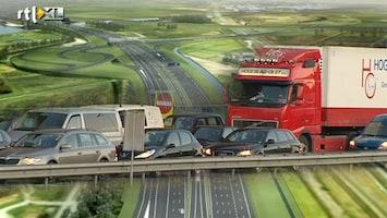 RTL Nieuws Startschot voor grootste wegenproject in 10 jaar