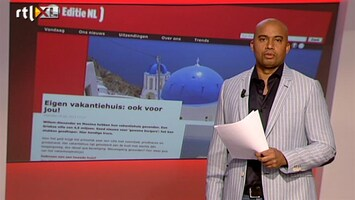 Editie NL Eigen vakantiehuis ook voor u!