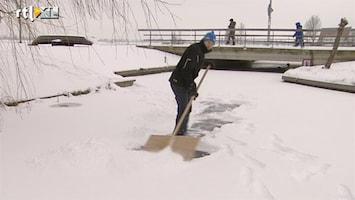 Editie NL Sneeuw verpest het ijs