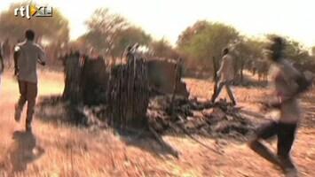 RTL Nieuws Gewelddadige strijd in Zuid-Soedan
