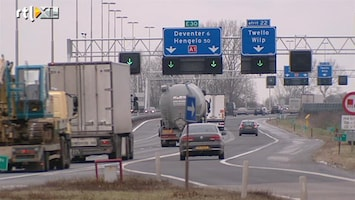 RTL Nieuws Nieuwe wegen geschrapt door bezuinigingen