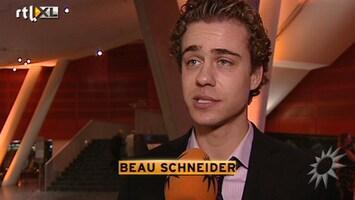 RTL Boulevard Beau Schneijder over zijn moeder