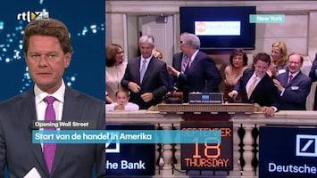 Rtl Z Opening Wall Street - Afl. 185