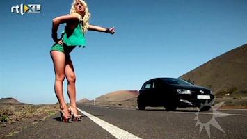 RTL Boulevard Playboy foto's Britt Dekker gelekt