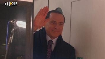 RTL Nieuws Berlusconi stort zich op verkiezingscampagne