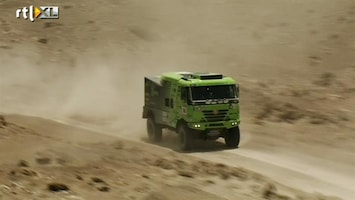 Rtl Gp: Dakar 2012 - Dag 7: De Trucks