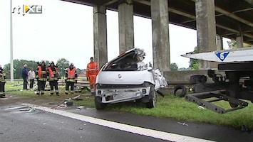 RTL Nieuws Vier doden bij verkeersongelukken