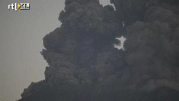 RTL Nieuws Vulkaan staat op uitbarsten
